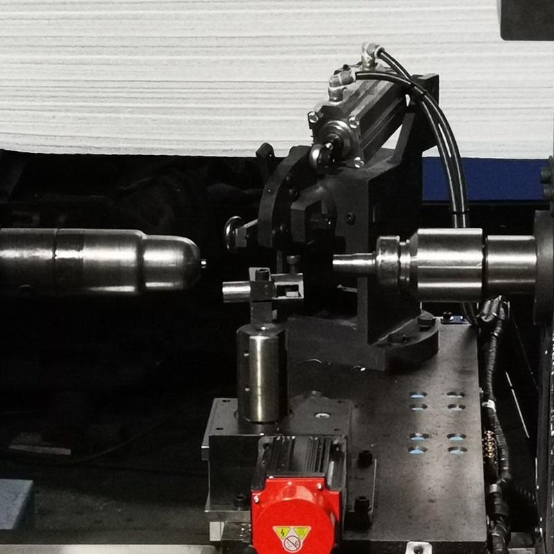 Máy tiện miết CNC X-300 bản cơ bản (3 Trục / 4 Trục)
