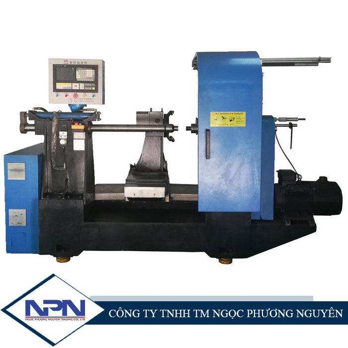 Máy tiện miết CNC X-1000 bản cơ bản (2 trục)