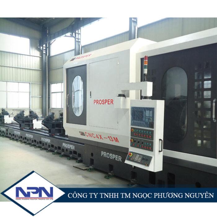 Máy tiện miết PROSPER PS-CNC3X-12M