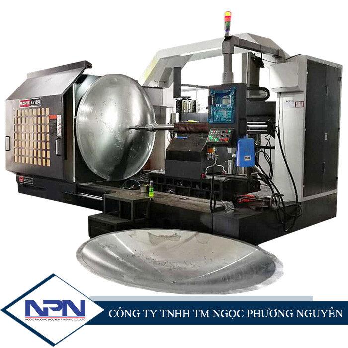 Máy tiện CNC hiệu suất cao, đường kính lớn