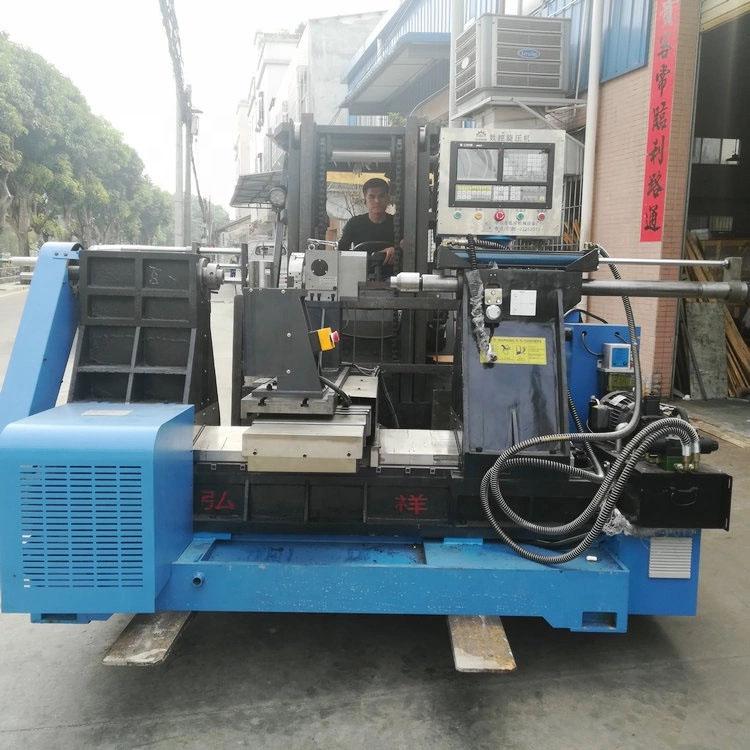 Máy tiện miết CNC X-800 bản tiêu chuẩn (3 Trục)